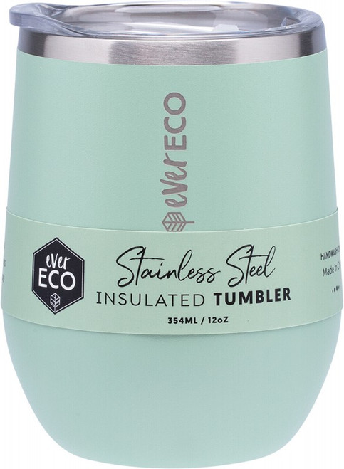 Ever Eco Insulated Tumbler Sage 354ml