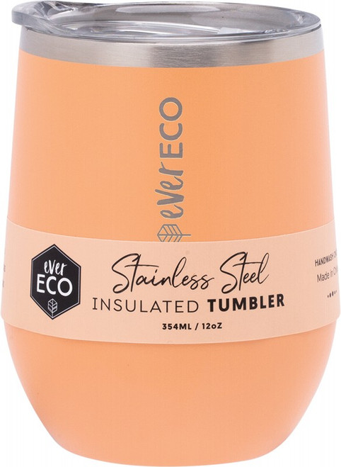 Ever Eco Insulated Tumbler Los Angeles - Coral 354ml
