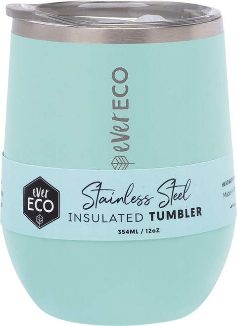 Ever Eco Insulated Tumbler Positano - Blue 354ml