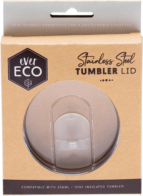 Ever Eco Replacement Tumbler Lid - 354ml x1