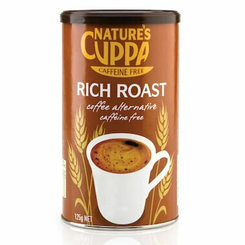 Coffee Substitute (Tin) 125g Nature's Cuppa