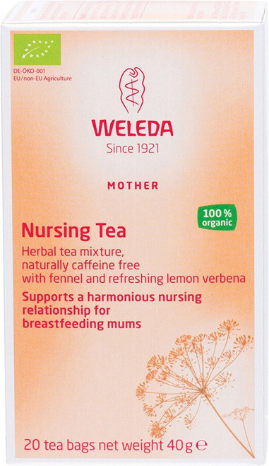 Weleda Nursing Tea Bags Mother x20