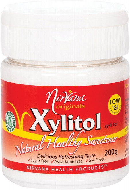 Nirvana Originals Xylitol Refillable Shaker 200g