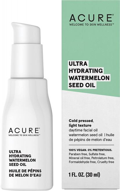 Acure Ultra Hydrating Watermelon Seed Oil 30ml