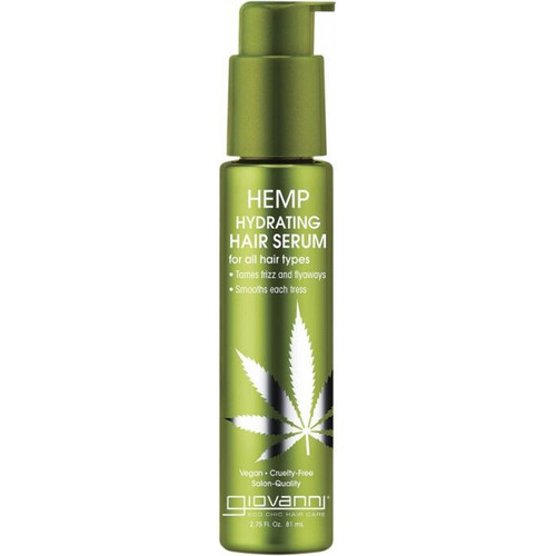 Giovanni Hair Serum Hemp Hydrating 81ml