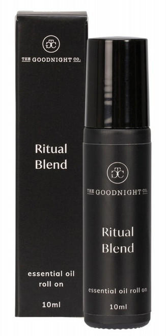 The Goodnight Co. Essential Oil Roll On Ritual Blend 10ml