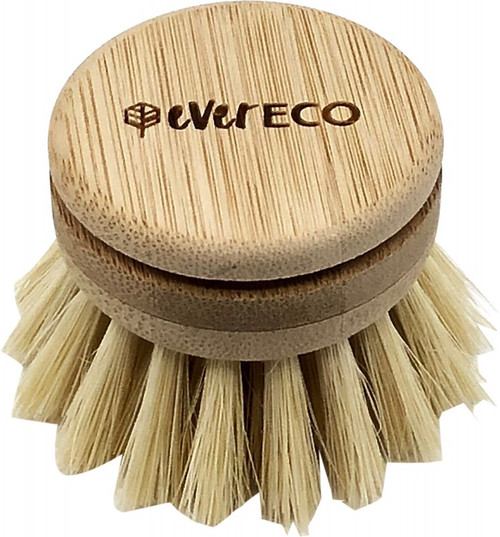 Ever Eco Dish Brush Head Replacement Head x1