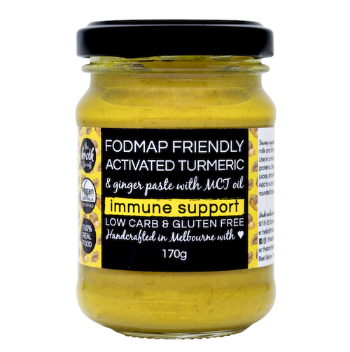 The Broth Sisters Turmeric and Ginger Paste 170g