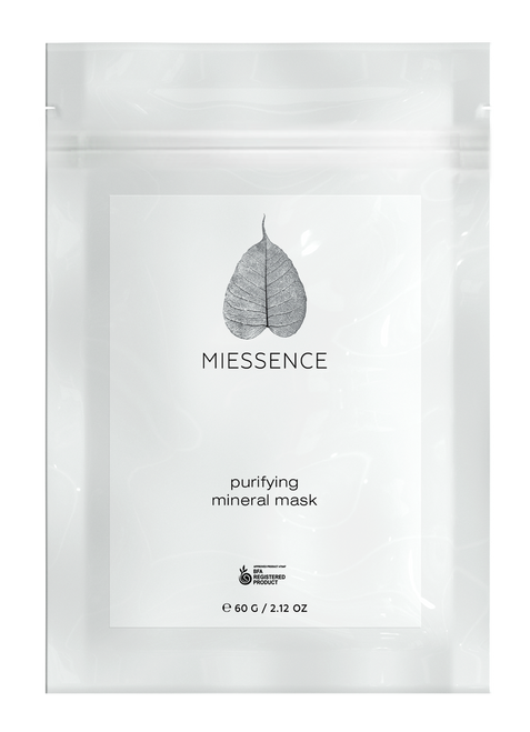 Miessence Purifying Mineral Mask (oily/problem skin) 60g