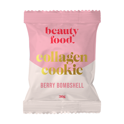 Beauty Food Berry Bombshell Cookie 30g
