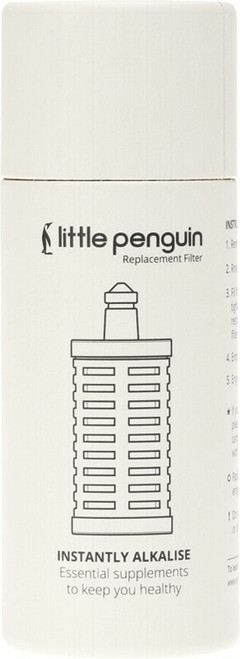 Ecobud Replacement Filter White Pete Evans' Little Penguin ON SALE