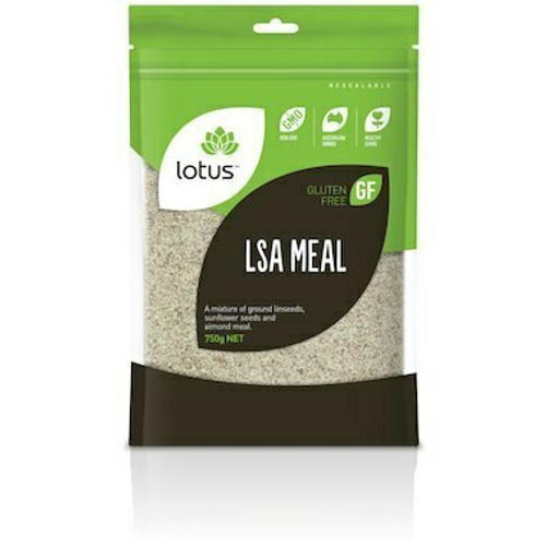 Lotus LSA Meal 750g