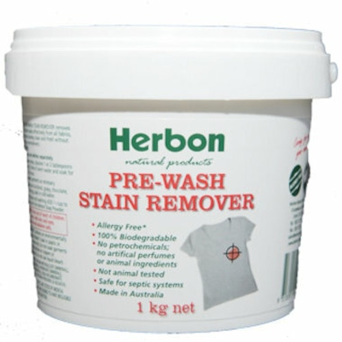 Herbon Laundry Pre-Wash Stain Remover 1kg