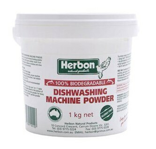 Herbon Dishwashing Machine Powder 1kg