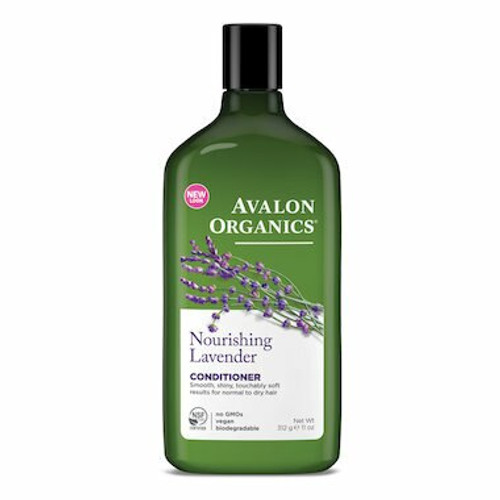 avalon organics conditioner lavender