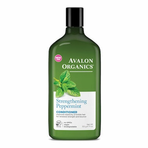 Avalon Organics Conditioner Peppermint 325mL