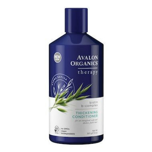 Avalon Organics Active Conditioner Biotin B Complex Thick 400mL