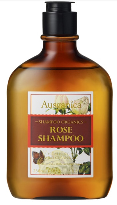 Rose Shampoo  by Ausganica