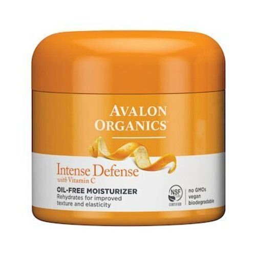 Avalon Organics Intense Defense Oil Free Moisturizer 50mL