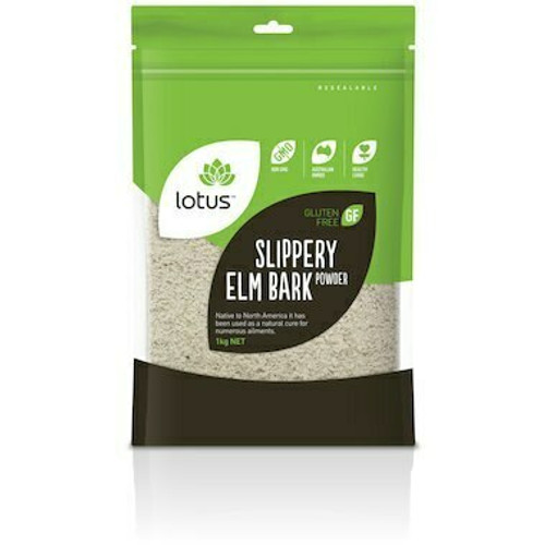 Lotus Slippery Elm Bark Powder 1kg
