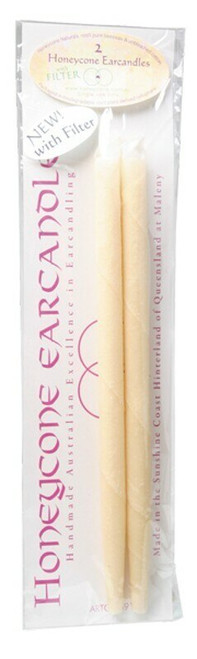 Honeycone Ear Candles - Filter 2 Pack