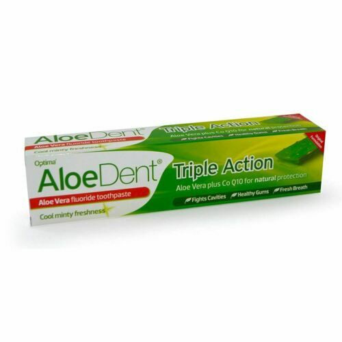 Aloe Dent Triple Toothpaste 100ml