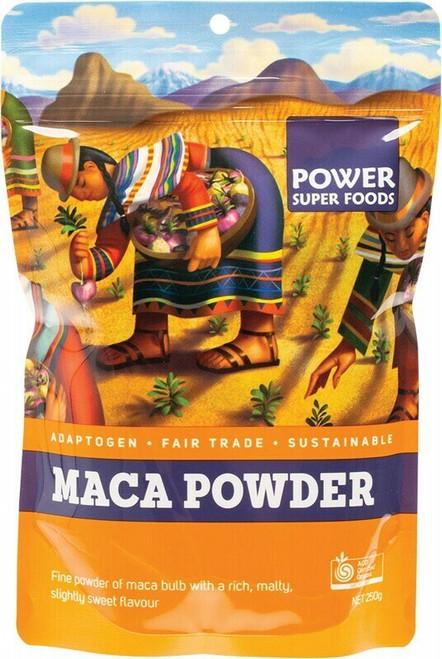 Power Super Foods Maca Powder 250g