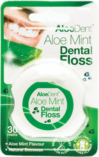 Aloe Dent Dental Floss 30ml
