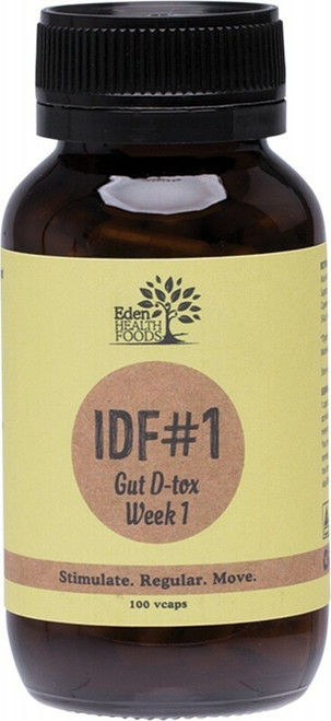 Eden Health Foods Intestinal Detox Formula #1