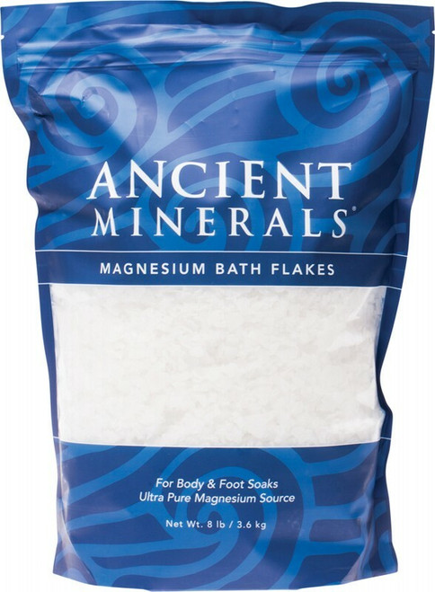 Ancient Minerals Magnesium Bath Flakes 3.6kg
