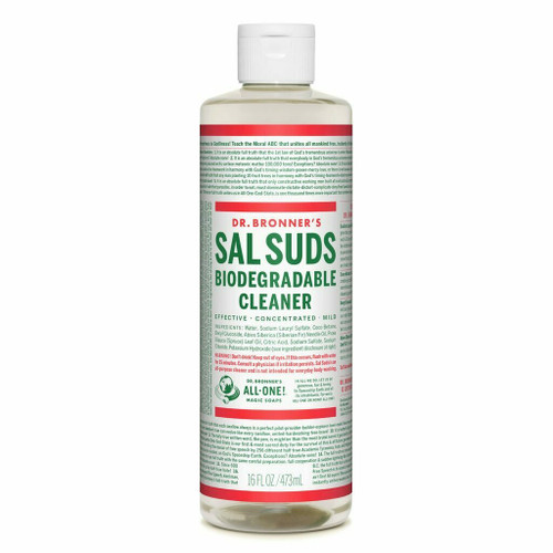 Dr. Bronner Sal Suds Liquid Cleaner 470ml