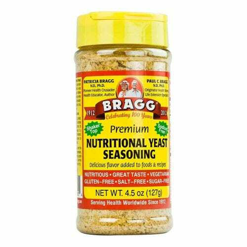 Bragg Nutritional Yeast Seasoning 127g On Sale
