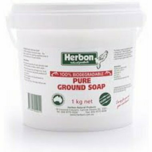 Herbon Soap Pure Ground 1kg