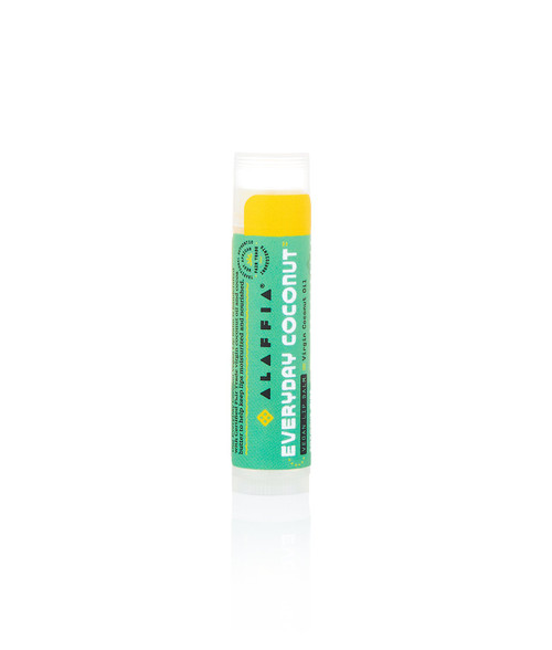 Alaffia Lip Balm Coconut Mint 4.25g