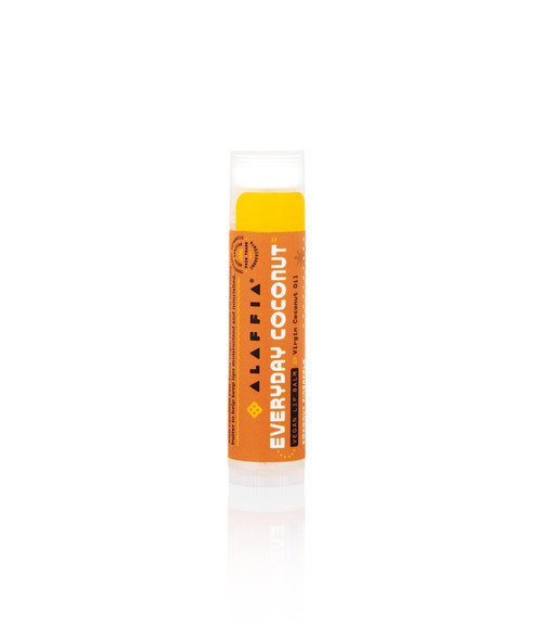 ALAFFIA Everyday Coconut Lip Balm - Coconut Pineapple 4.25g
