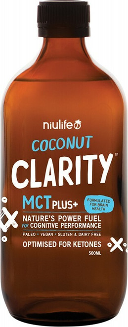 Niulife Coconut Clarity 500ml