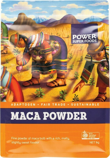 Power Super Foods Maca Powder 1kg