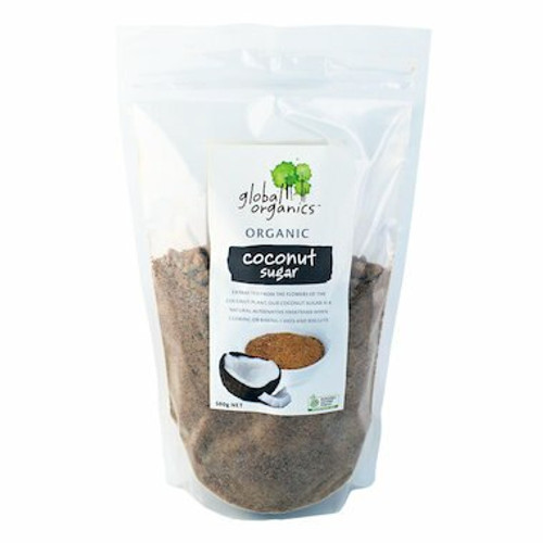 Coconut Sugar Organic 500g Global Organics