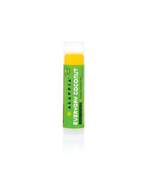 Alaffia Lip Balm Purely Coconut 4.25g