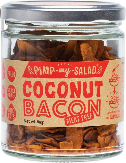 Extraordinary Foods Pimp My Salad Coconut Bacon 65g