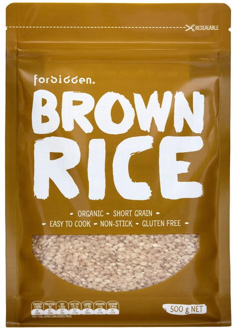 Forbidden Brown Rice 500g