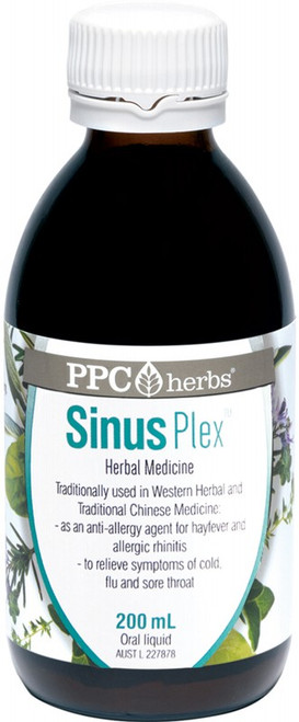 Ppc Herbs Sinus-Plex 200ml