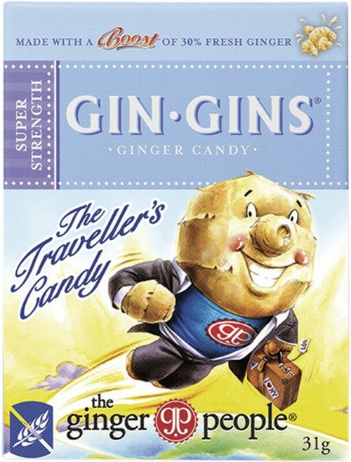 The Ginger People Ginger Candy Super Strength 31g