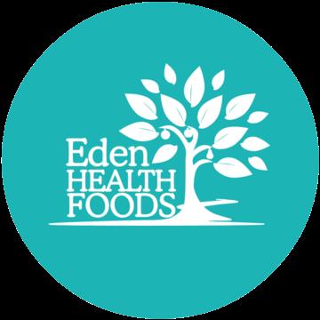 Eden Health Foods logo