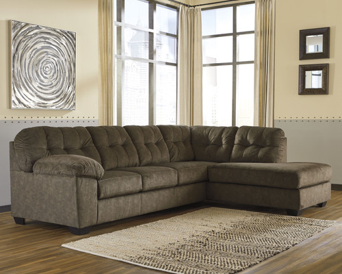 Accrington Earth Sectional with Chaise