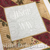 SD1298 Jingle all the way Quilt