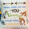 SDS1760 Adventure Starts with You
