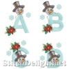 SDS1790 Frosty Font Complete + Matching Font