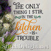 SDS1800 Trouble in the Kitchen
