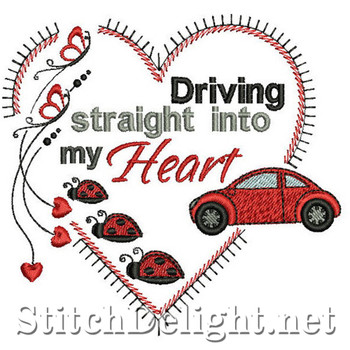 SDS0328 Driving my Heart